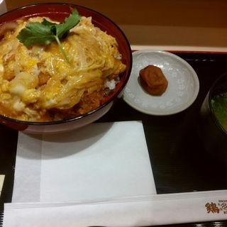 鳥カツ丼(伊藤和四五郎商店 NEOPASA岡崎店 )