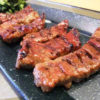 芯たん定食(伊達の牛たん本舗 仙台駅3階 牛たん通り店 (だてのぎゅうたんほんぽ))