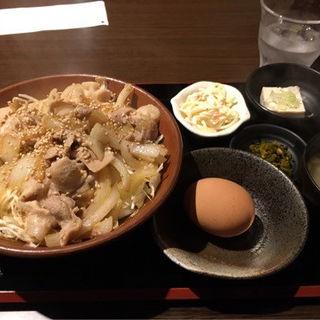 豚丼(伊達屋 )