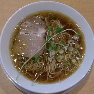 ランチセット 作一流 中華そば(しょうゆ)(作一 (サクイチ))