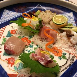 鱧の炙り(佳久 (かきゅう))