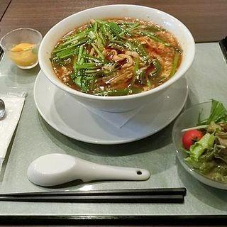 酸辣湯麺(侑久上海 渡辺通店)