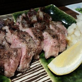 アベル豚塩麹焼(俺のだし )