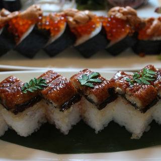 うなぎの棒寿司(俺のやきとり 蒲田 )
