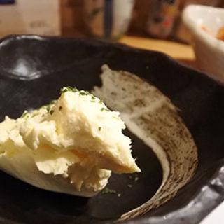 クリームチーズの味噌漬け(備長串屋 わたる 天満店 )
