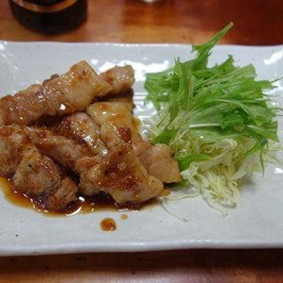 豚バラガーリック(八千代)