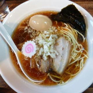 味玉ラーメン(八王子 響)