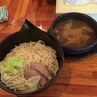 石鍋濃厚つけ麺(中盛)(八起き)