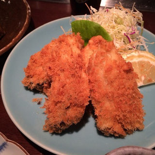 牡蠣フライ(八重洲 とよだ)