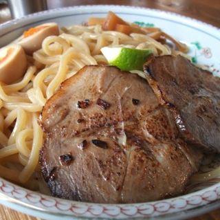 特製つけ麺(極太麺)(六三六 淡路島店 (ロクサンロク))