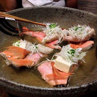 金目の酒蒸し(兼平鮮魚店・中洲川端店 2号店 )