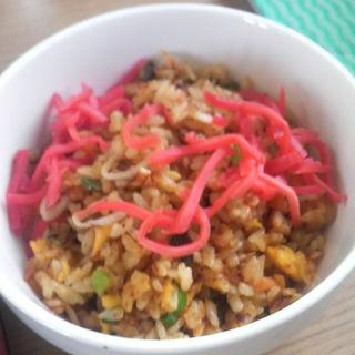 半チャーハン(初代 麺や 宇三郎 古河店 )