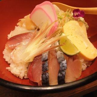 海鮮丼定食(利久 あべのハルカスダイニング店 )