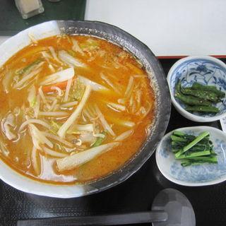 味噌ラーメン(割烹よっちゃん屋 )