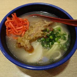 ソーキそば(おきつる・マート)