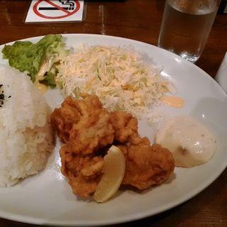 チキン南蛮ランチ(ご飯大盛り)(北浜ハイボールBaru )