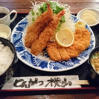 カニクリームコロッケ(北海四季佳肴 魚作)