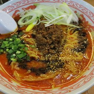 悪魔の担々麺(北海道ラーメン たつみ屋 五反田店 )