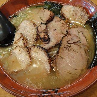 塩ラーメン(北海道ラーメン 好 旭川)