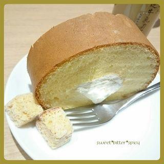 ロールケーキ(北海道牛乳カステラ)