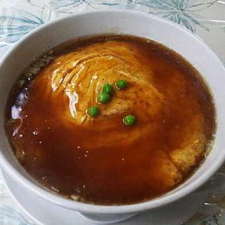 天津麺(北竜菜館)