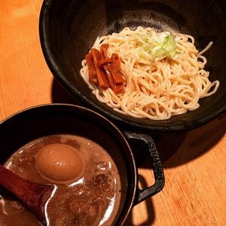 味玉牛もつつけ麺(北野坂 奥 )