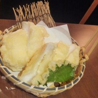 チーズ入りはんぺんの天麩羅(匠の隠れ家 田町本店 (タクミノカクレガ))