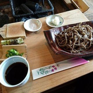 せいろ蕎麦(十割そば処 山獲 (やまどり))