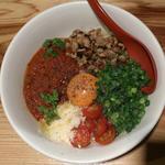 トマトまぜラーメン(太麺)