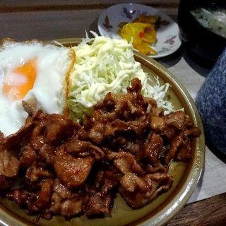 焼肉定食(千両 )