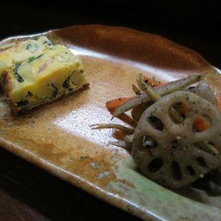 お惣菜盛り(千喜千輝 (チキチキ))