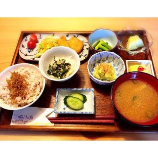 輪定食(千恵里 )