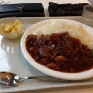 パイナップルのハッシュドビーフ(千疋屋総本店 フルーツパーラー (總本店 センビキヤソウホンテン))