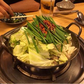 もつ鍋(博多屋)