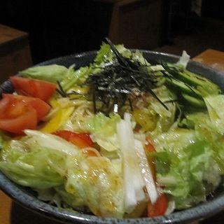 ラーメン・サラダ(博多若鳥 (はかたわかとり))