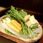 華味鳥 水炊き(博多華味鳥 西中洲店)