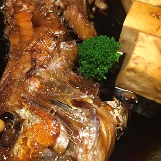甘鯛の煮つけ(博多魚がし)