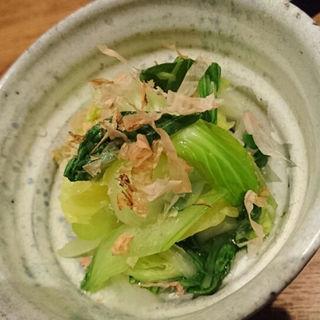 浅利だしの温野菜サラダ(参醸倶楽部)