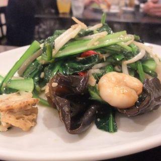 海鮮野菜炒め(双琉 (souryu))