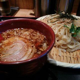 極太平打つけ麺 醤油(双麺 錦糸町店 (旧店名:漁だし亭))
