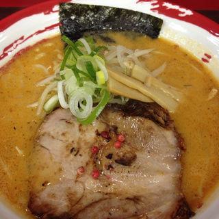 魚介豚骨味噌ラーメン(古川 )
