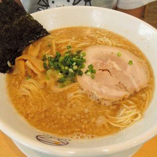 平日の数量限定 骨醤油らぁ麺(大盛)