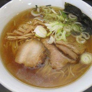 醤油ラーメン(吉辰 (キッシン))