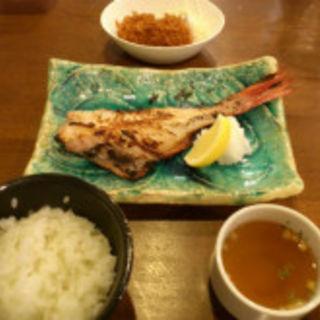 焼き魚定食(呑々食堂 rico!)