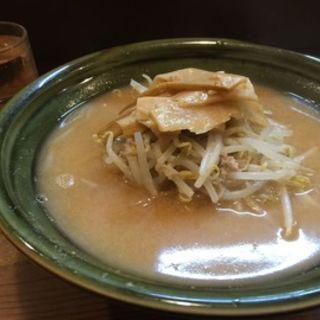 みそラーメン(味よし 国分町本店)