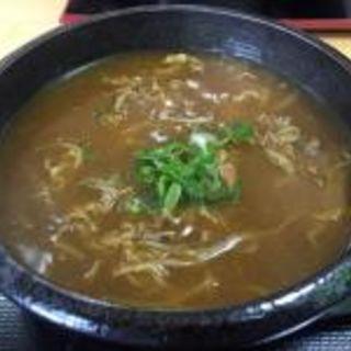 肉カレーそば(味平 )