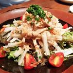 胡麻大根サラダ