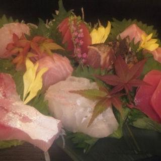 鮮魚のお造り宝石箱(和食りん 新橋本店 )