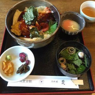 湯葉丼(和食処 梵 )