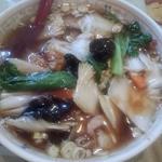選べるランチ(カレー炒飯+五目ラーメン)(唐人 )